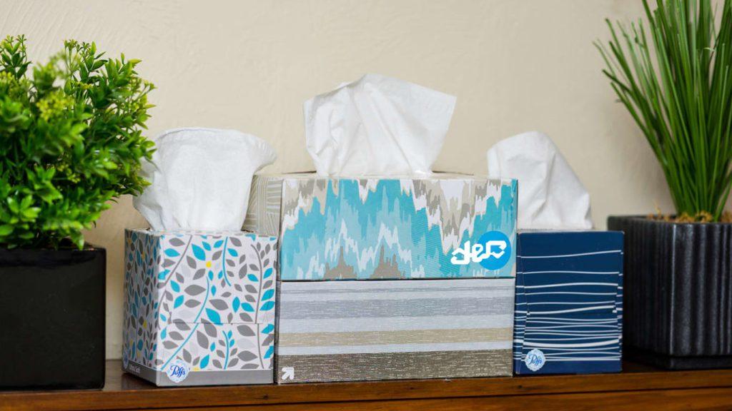 دستمال کاغذی چگونه ساخته میشود