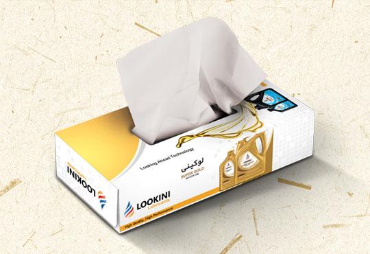 دستمال کاغذی اختصاصی